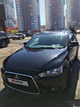 Челябинск Lancer 2012