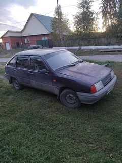 Минусинск 2126 Ода 2001
