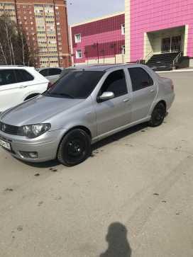 Омск Albea 2012