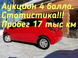 Иркутск Toyota Vitz 2015