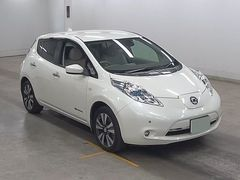 Краснодар Nissan Leaf 2016