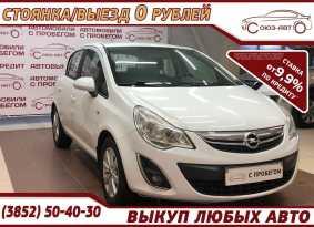 Барнаул Corsa 2011