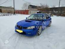 Новосибирск Impreza WRX 2005
