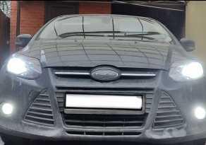 Грозный Ford Focus 2012