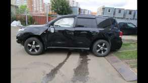 Москва Land Cruiser 2011