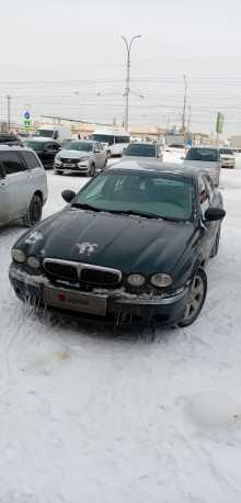 Новосибирск X-Type 2002