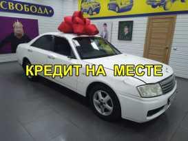 Свободный Nissan Gloria 2001
