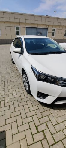 Краснодар Corolla FX 2014