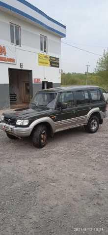 Боровск Galloper 2000