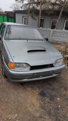 Усть-Абакан 2114 Самара 2007