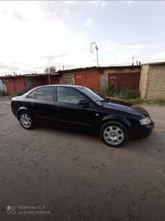 Астрахань Audi A4 2004