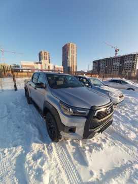 Хабаровск Hilux Pick Up 2020