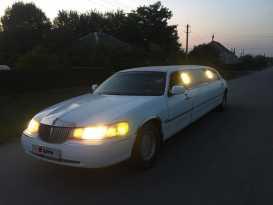 Краснодар Town Car 1999