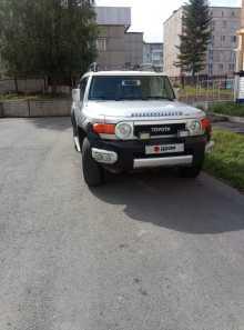 Катав-Ивановск FJ Cruiser 2006