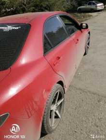 Стройкерамика Mazda6 MPS 2006