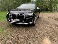 Иркутск Audi SQ7 2020