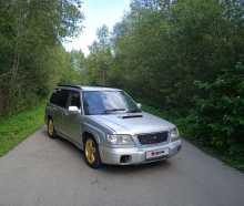 Москва Forester 1999