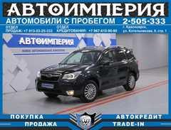 Красноярск Forester 2013