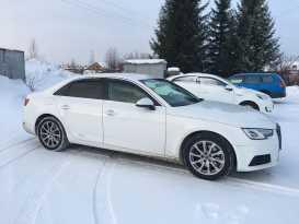 Новосибирск Audi A4 2019