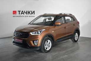 Иркутск Hyundai Creta 2017