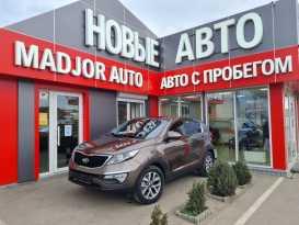 Краснодар Kia Sportage 2015
