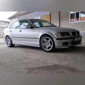Грозный BMW 3-Series 2003