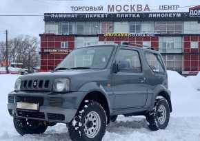 Нижний Новгород Jimny 2007