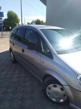 Энем Opel Meriva 2007