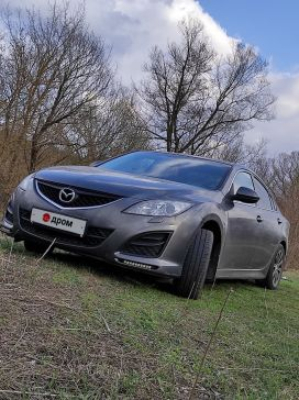 Новый Оскол Mazda6 2012