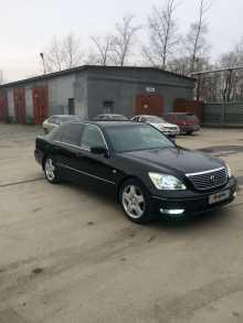 Новосибирск LS430 2003