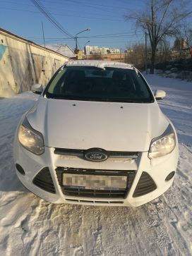 Екатеринбург Focus 2014