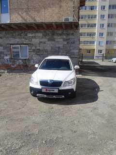 Екатеринбург Octavia 2013
