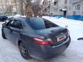 Омск Toyota Camry 2007
