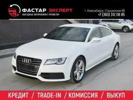 Новосибирск Audi A7 2012