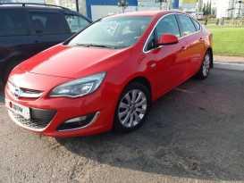 Белгород Opel Astra 2013