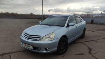 Красноярск Toyota Allion 2004