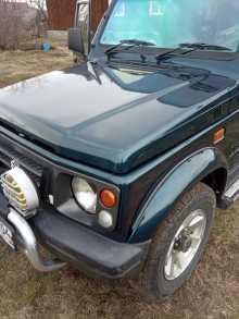 Усть-Кокса Jimny Sierra 1996