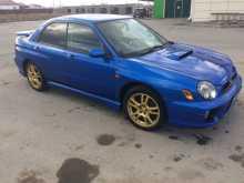 Курган Impreza WRX 2000