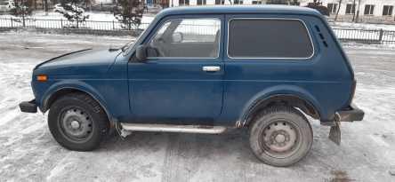 Кызыл 4x4 2121 Нива 2013