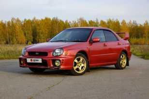 Impreza WRX 2000