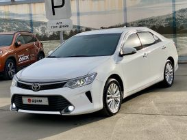 Иркутск Toyota Camry 2015