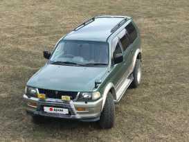 Challenger 1996