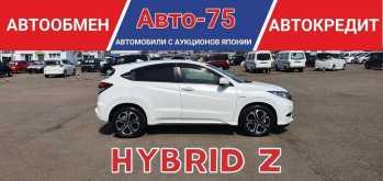 Красноярск Vezel 2016