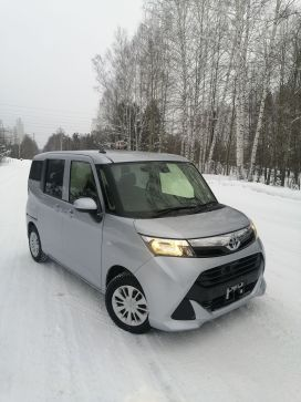 Томск Toyota Tank 2017