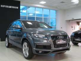 Киров Audi Q7 2012