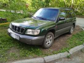 Пермь Forester 2002