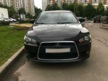 Москва Lancer 2013