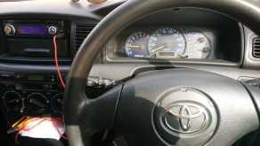 Чебаркуль Corolla Runx 2003