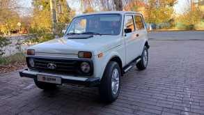 Белореченск 4x4 2121 Нива 1984