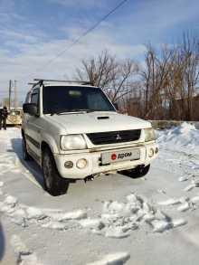 Копейск Pajero Mini 2000